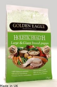 Golden Eagle Holistic Health<br />Large & Giant Breed Puppy 23/13