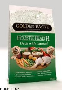 Golden Eagle Holistic Health<br />Duck with Oatmeal 22/13