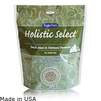 Eagle Pack Holistic Select<br />Duck Meal & Oatmeal Formula 32/20