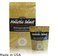Eagle Pack Holistic Select<br />Chicken Meal & Rice Formula 24/15